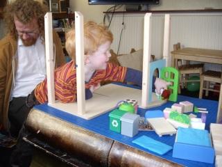 Assembling the Wonderworld Doll House