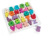 Janod wooden Alphabet Puzzle