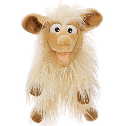 Sheep animal children's Puppet