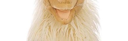 Sheep animal children's Puppet