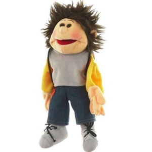 Boy Character Puppet Tobi by Living Puppets
