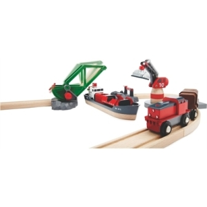Brio Cargo Harbour Set 3