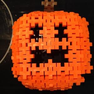 Plus PLus Halloween Pumpkin
