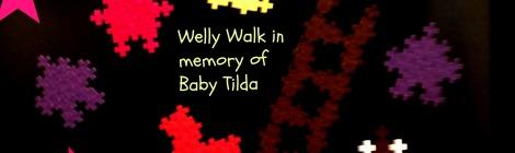 MMWelly Walk Badge