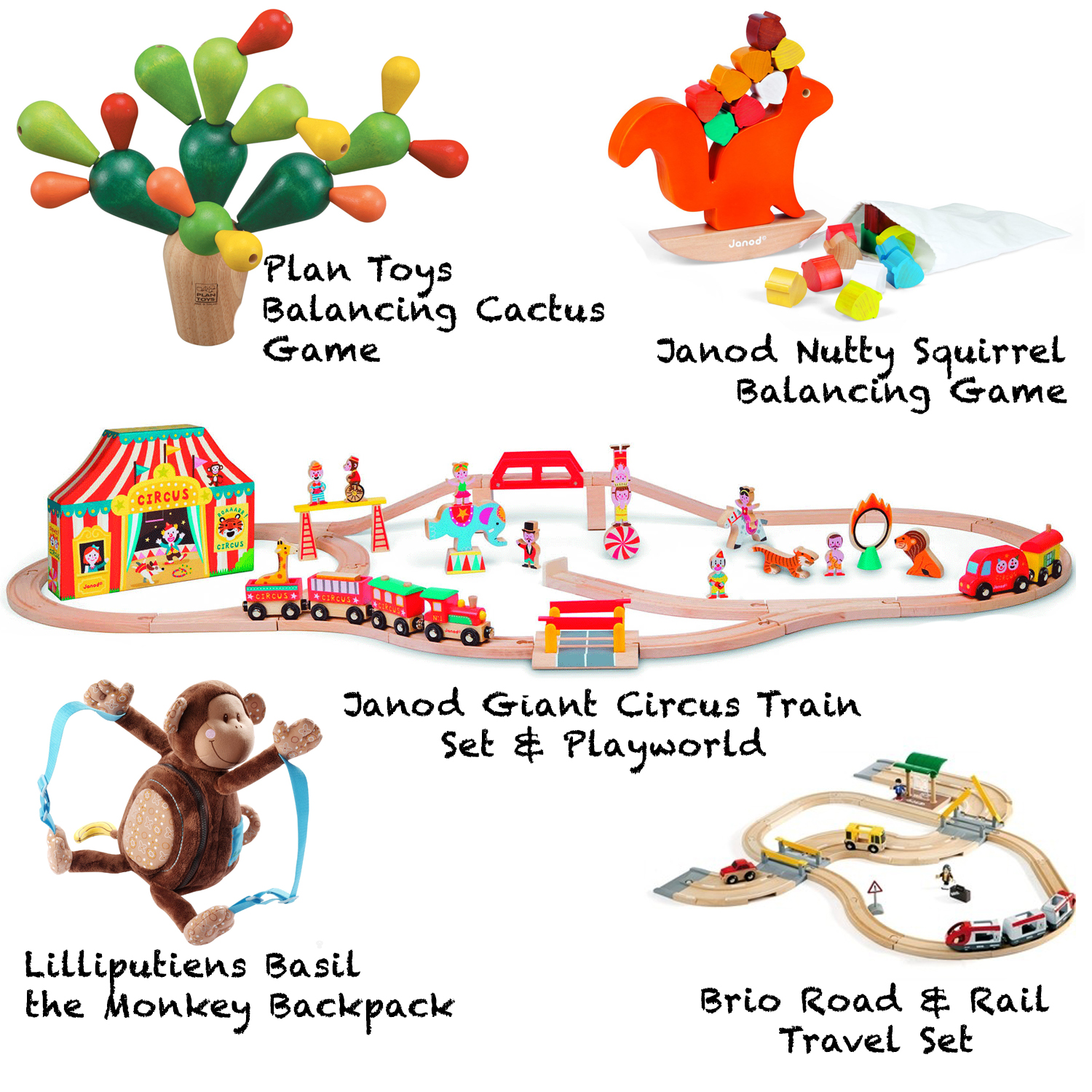 top christmas gifts for 2 year old toddlers