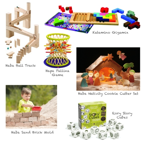 Christmas Gifts for pre-schoolers