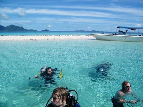 Pulau Sibuan Padi Training