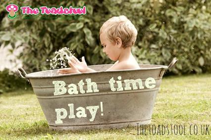 Bath time play~TheToadstool.co.uk