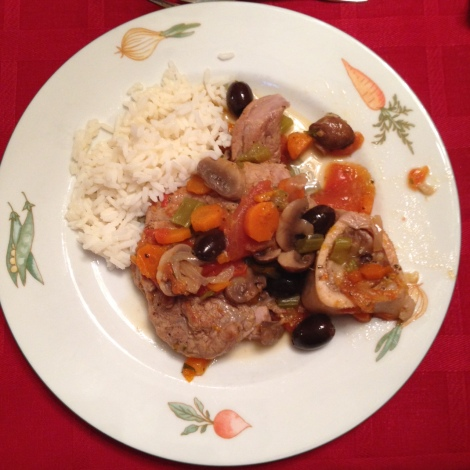 osso bucco with rice recipe